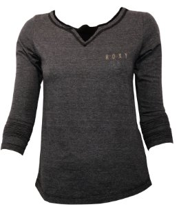 Roxy Camiseta Vintage M/L Seasons - Grey heather RX9508 73931100