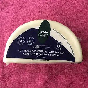 Queijo Padrão sem Lactose Verde Campo - DISPONÍVEL SOMENTE NA LOJA FÍSICA