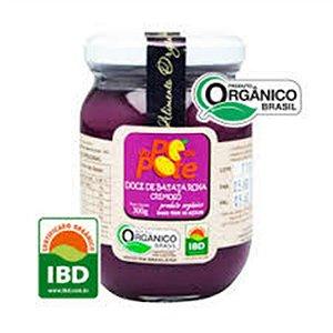 Doce de Batata Roxa Organica 300 GR