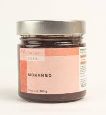 Geleia de Morango Artesanal Deli Chat 260 gr