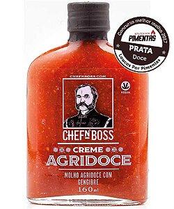Creme Agridoce Artesanal CHEFnBOSS 160 ml