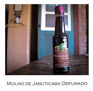 Molho de Jabuticaba Defumado 150ml