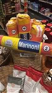Macarrão Marinoni - Espaguete Numero 2 - 900 GR