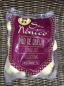 Pão de Queijo Congelado Tradicional