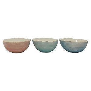 Conjunto Bowls Contemporâneo