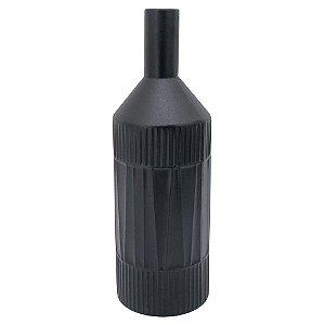 Vaso de Metal Preto