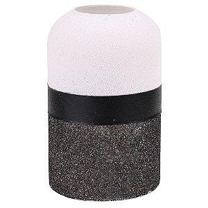 Vaso de Vidro Areia II