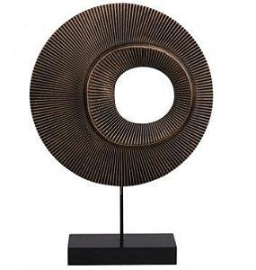Escultura D'ouro