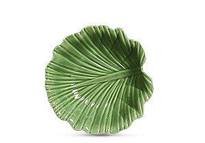 Tigela Leaves Verde G