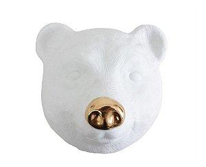 Máscara de Parede Urso
