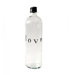 Garrafa Love