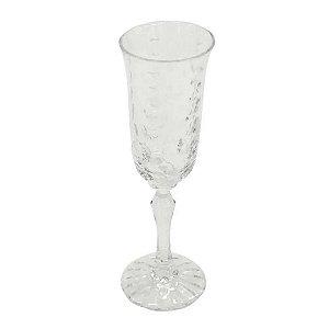 Conjunto Taças de Cristal Espumante