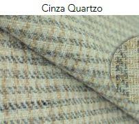 Tecido Chevron Cinza Quartzo