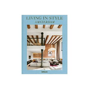Livro Living In Style Amsterdan