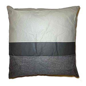Almofada Grey Linen e Courissimo