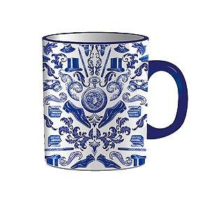 Caneca Indigo Azul