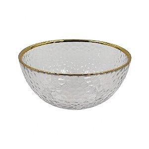 Conjunto Bowls Filete Dourado 4 Pçs