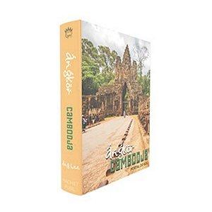 Caixa Livro Cambodja M