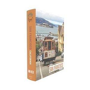 Caixa Livro California P