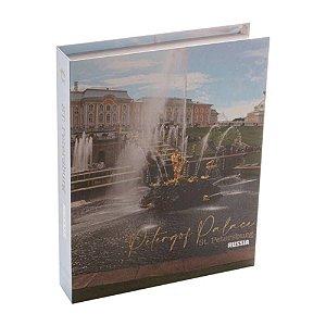 Caixa Livro Peterhof Palace M