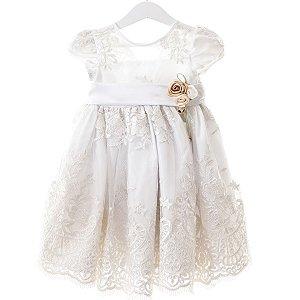 Vestido Ludy branco
