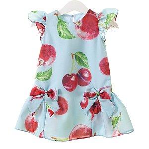Vestido Cereja