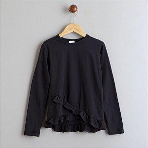 Blusa Marcela, cor preta