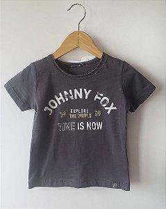 Camiseta menino manga curta