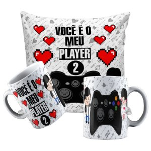 Kit dia dos namorados Player 2