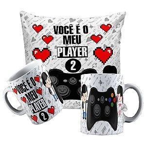 Kit dia dos namorados Player 2