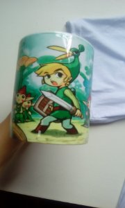 Amazon Caneca The Legend of Zelda