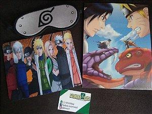 Kit Completo Naruto