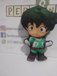 Boku no hero - Personagem DekuDeku (Midoriya Izuku)