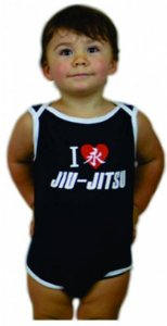 Baby Body Jiu Jitsu Marinho