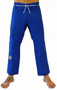 Calça de Kimono Rip Stop Azul