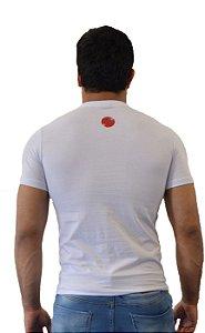 Camiseta Art Branco