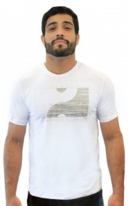 Camiseta Balance Branco