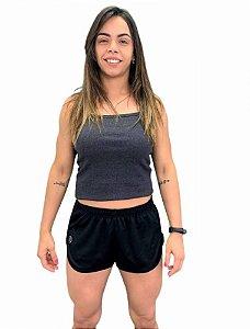 Short Feminino Pró Preto