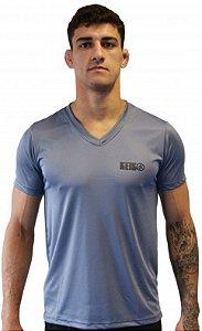 Camiseta Dry Fit Performance Cinza