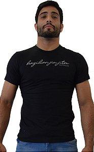 Camiseta Equilíbrio Preto