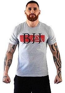 Camiseta Great Cinza