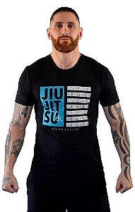 Camiseta Jit Preto