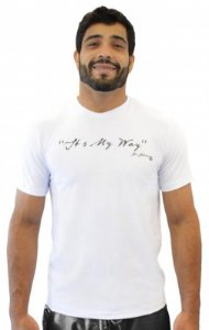 Camiseta My Way Branco