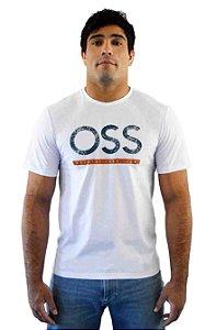 Camiseta Oss Branco