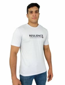 Camiseta Resilience Branco