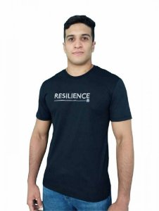 Camiseta Resilience Preto