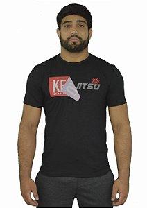 Camiseta Stick Preto