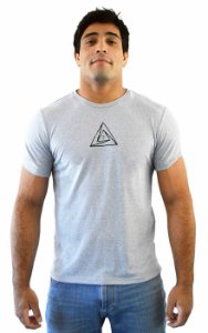 Camiseta Vértice Cinza
