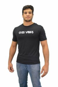 Camiseta Vibe Preto