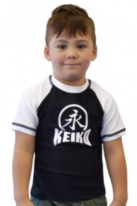 Rashguard Infanto Juvenil Branco
